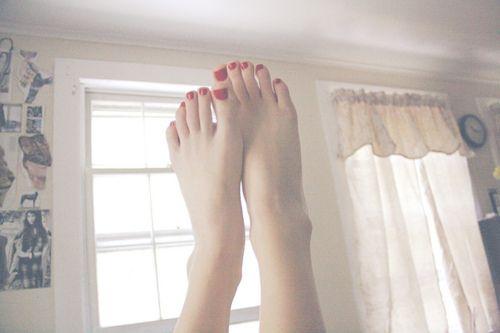 I have foot fetish