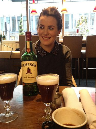 Yes, I can write about whiskey. Especially one that I'm named after. I get to know Jameson Irish Whiskey thanks to Brand Ambassador Sibéal Bird. Plus food pairings and how and why my mom named me Jameson.  #whiskey #Ireland