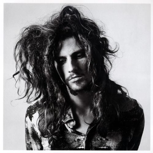 Rob Zombie 1987 omg....I would hurt this man so hard!