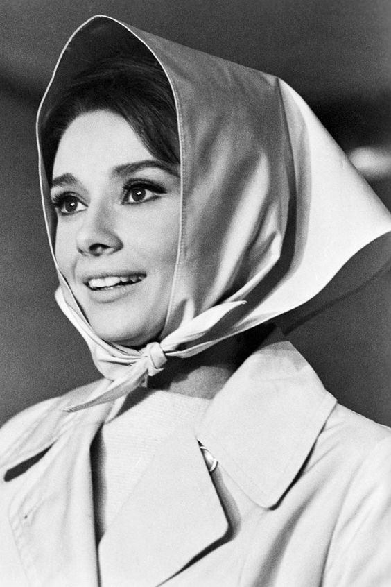 Los pañuelos Audrey Hepburn