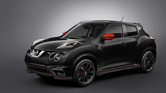 2016 Nissan Juke Nismo RS with red accents