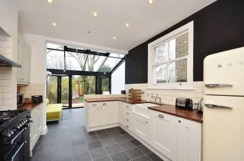 Terrace house kitchen design ideas google search caldwell renovation pinterest gardens Victorian kitchen design layout