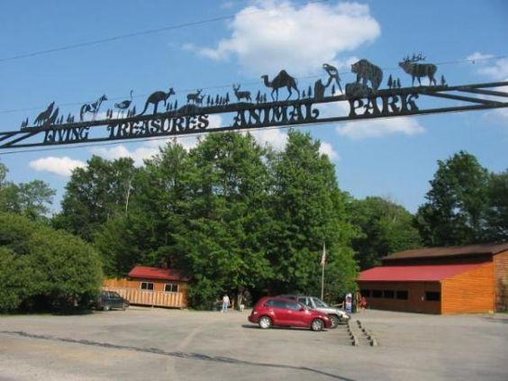 Living Treasures Animal Park