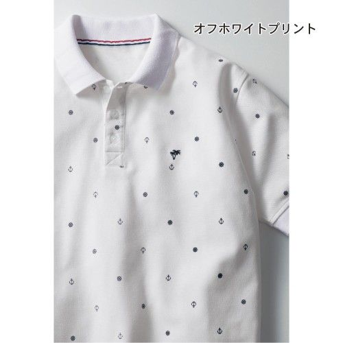 刺繍ポロシャツ【ネット限定カラーあり】