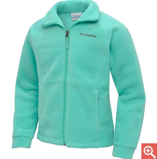 Cute Fleece Jacket
