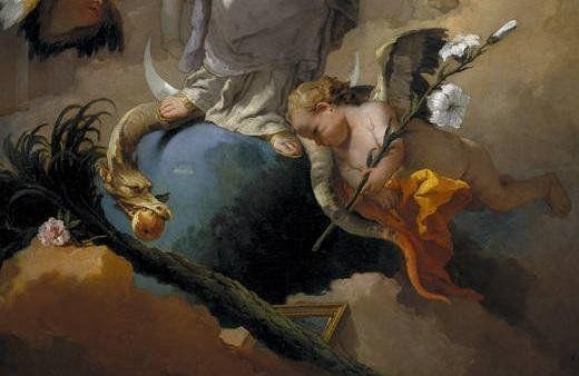"""Fátima Maldonado en Twitter: """"De Lucifer el poder quedó por Ti ya vencido, porque de Ti ha nacido de la Gracia todo el Ser. http://t.co/9114C7tVLN"""""""