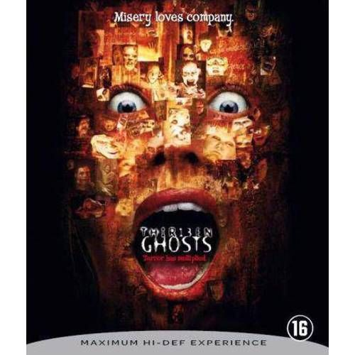 13 Ghosts Blu Ray Ghost Movies Ghost Griffin Park