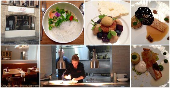 Quand Mélanie Englebin, cheffe du restaurant Cécila, brillera parmi les stars…