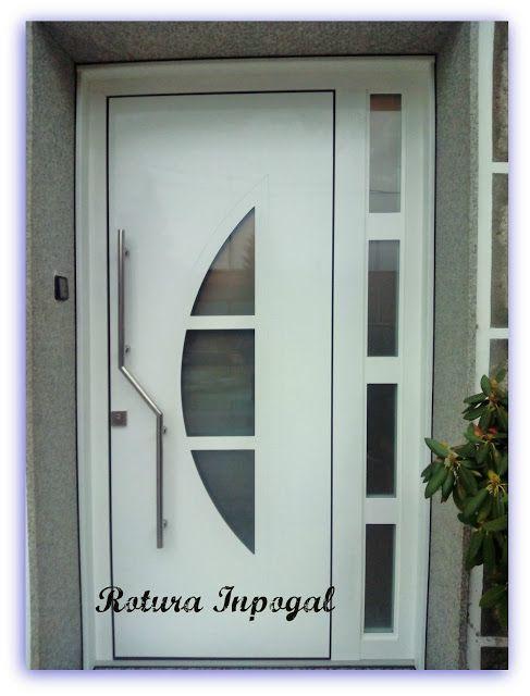 Puertas Aluminio Inpogal Puertas De Aluminio Puertas De Aluminio Modernas Puertas De Entrada Aluminio