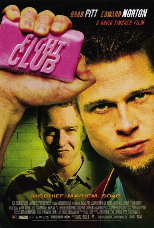 Fight Club (Chaos, confusion, savon)