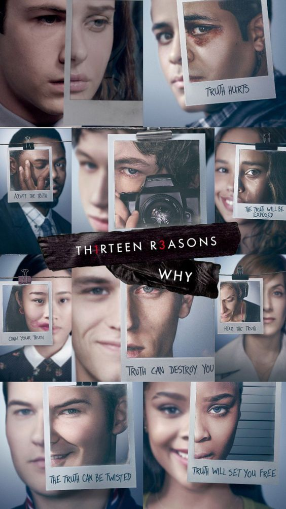 Lockscreens On 13 Reasons Why Reasons 13 Reasons Why Netflix
