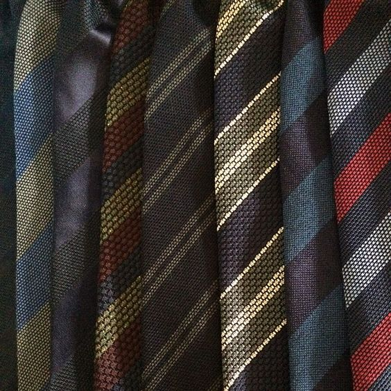 New collection of Viola Milano handrolled ties online on Friday! www.violamilano.com