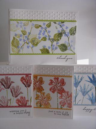 Sue Trembeth/Memory Box stamps
