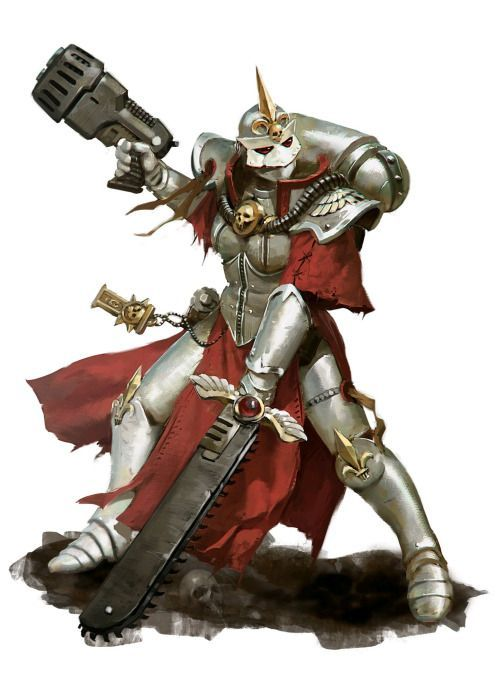 The Astronomican - a Warhammer 40k