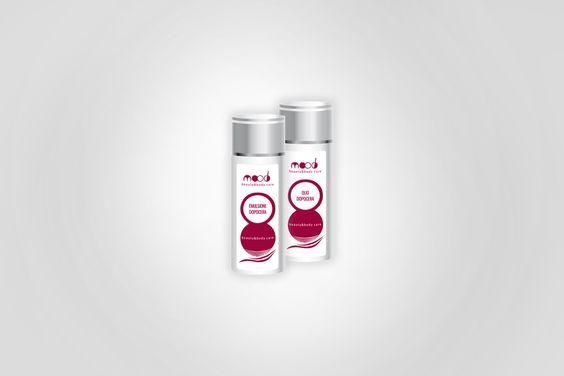 mood cosmetics | progettazione etichette per linea cosmetica