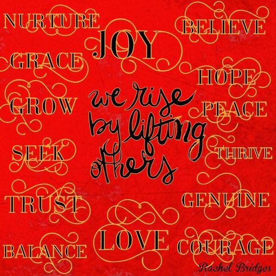 Spread joy!