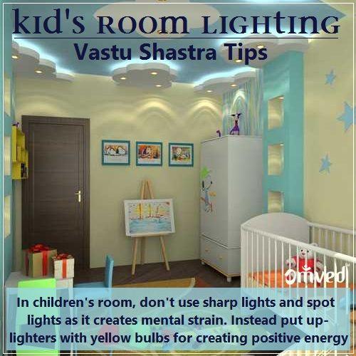 Designing Your Kids Room As Per Vastu Ensures That The Whole - Bedroom design as per vastu shastra