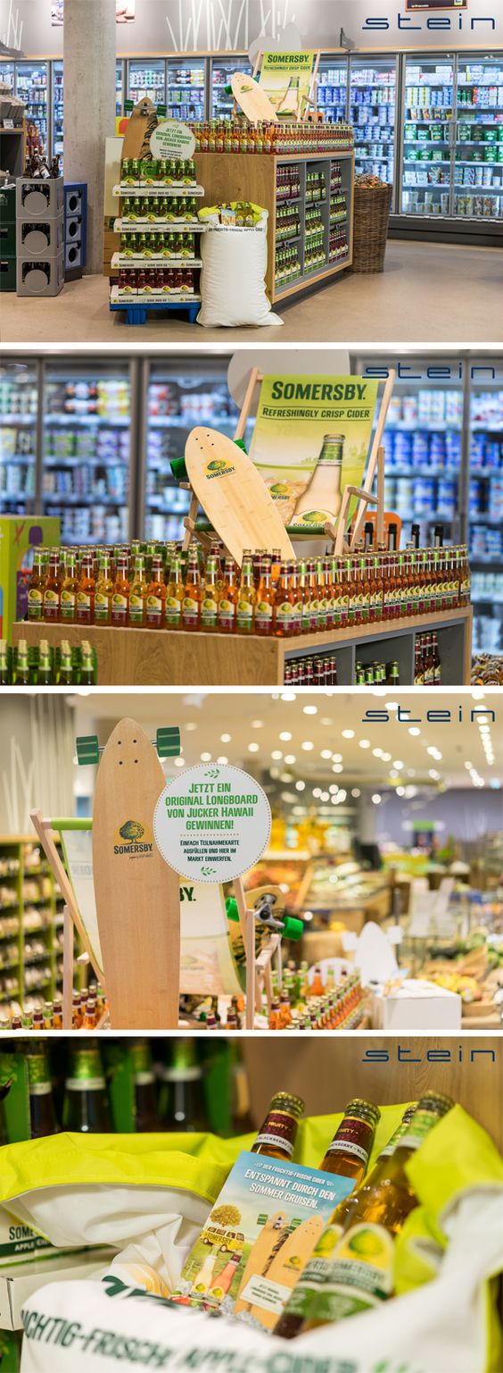 Somersby Sommer 2015 Sales Promotion