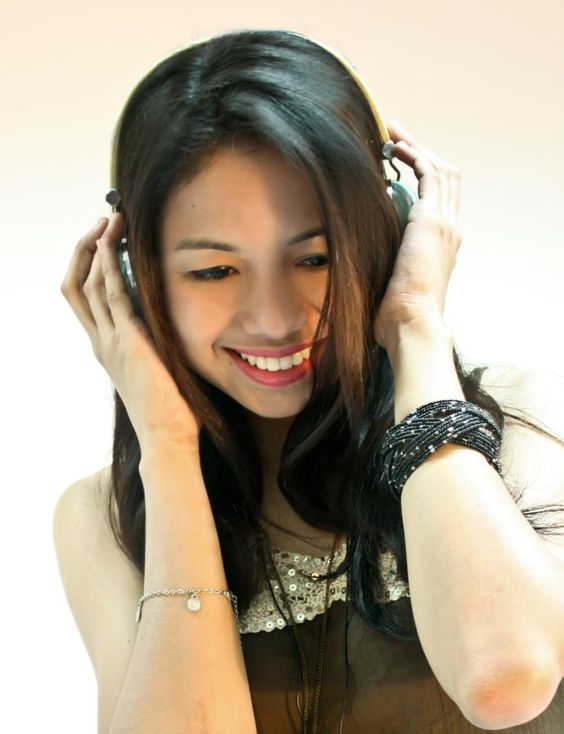 Your voice is enough to make me happy :)