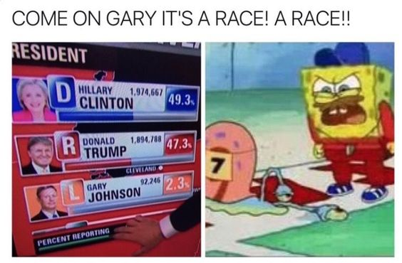 Gary Johnson spongebob funny