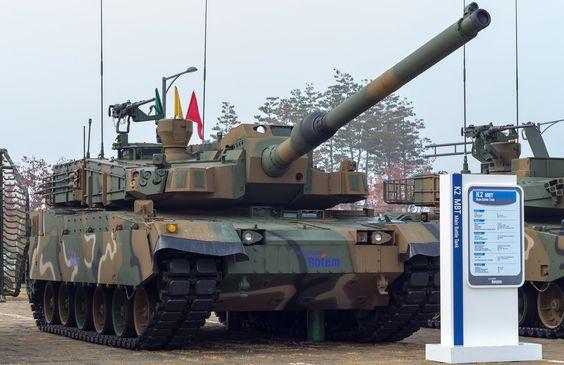K2 Black Panther main battle tank