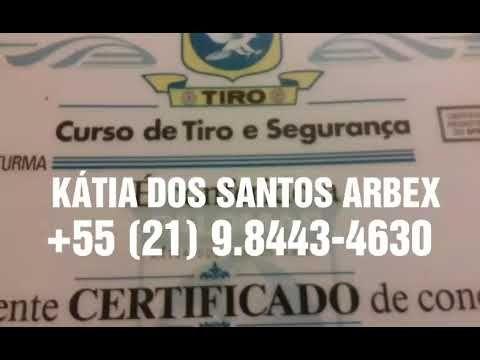 Katia Dos Santos Arbex 29 8 2018 Com Imagens Curso De Tiro
