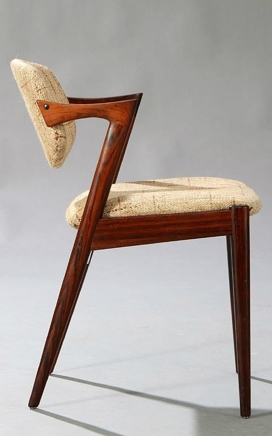 Deense vintage stoel - Kai Kristiansen