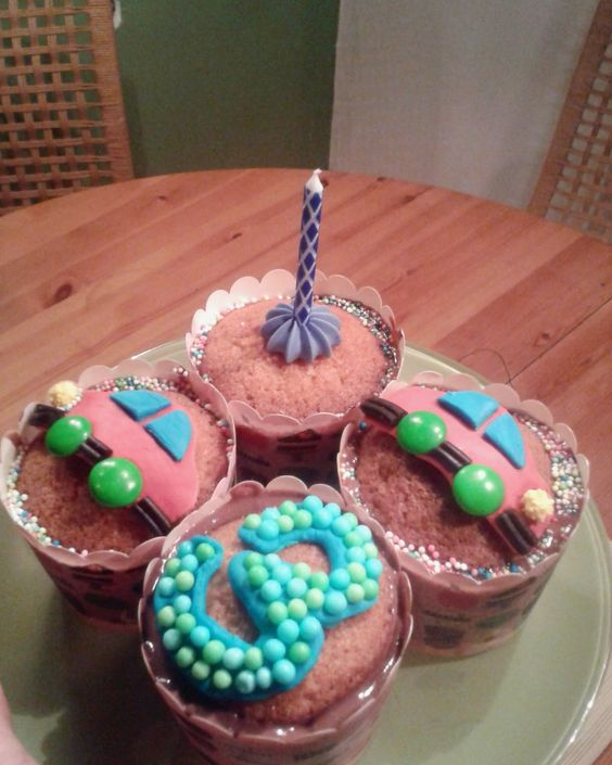 Beautiful things & cake: mein Baby ist 3!