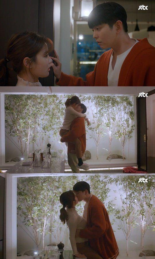 Spoiler Clean With Passion For Now Grown Up Kim Yoo Jung Kisses Yoon Kyun Sang For 3 Minutes Kyun Sang Kim Yoo Jung Drama Taiwan