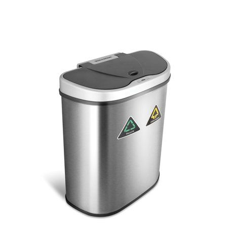 Home Kitchen Trash Cans Garbage Recycling Garbage Can