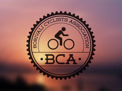 Seal logo for Borivali Cyclists Association