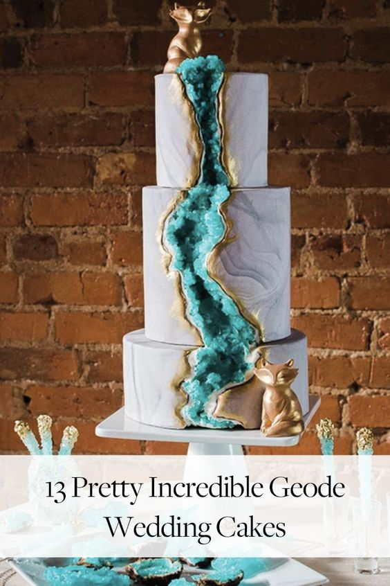 rock candy wedding cakes we wedding and rock on 19244