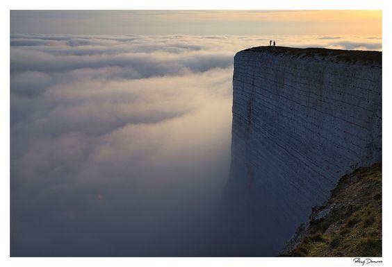 Beachy Head, Sussex.  Rhys Davies Photography.