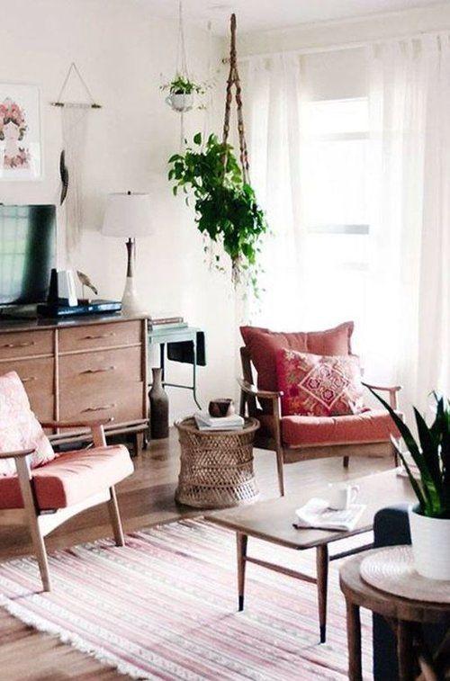 Nov 10 15 Bohemian Living Room Style Ideas Interior Design