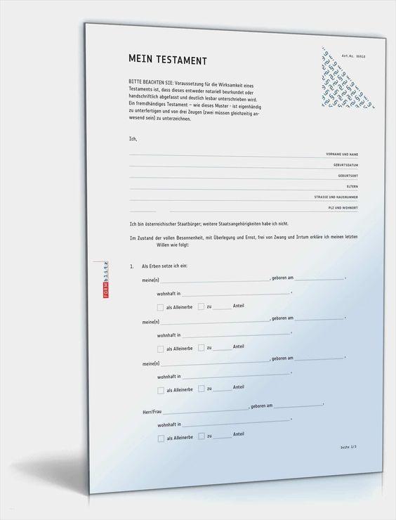 29 Genial Handschriftliches Testament Vorlage Kostenlos Ideen Vorlagen Vorlagen Word Geschaftsplan Erstellen