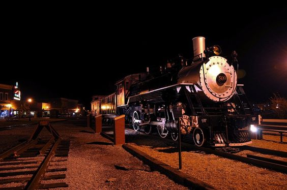 1913 Baldwin Steam Engine Canvas Print  #train #locomotive #Cookeville #Depot @adt4christ