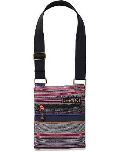 Low-profile and plenty stylish, the women's Dakine Jive purse is one versatile canvas bag.