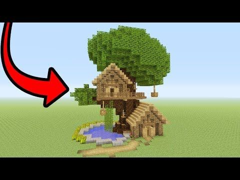 Minecraft Tutorial How To Make A Tree Base Quot Easy Tree