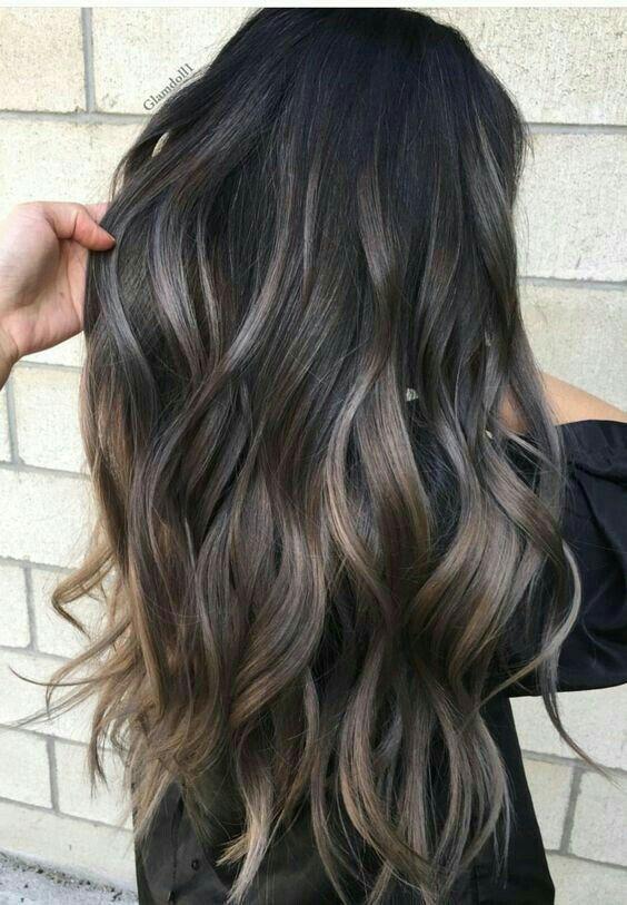 Pinterest Joyful Grace Ash Blonde Hair Colour Hair Styles Charcoal Hair