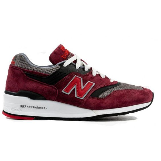 john-andy.com | New Balance M997CRG Παπούτσια