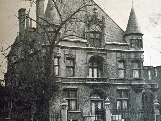 Mapping the Lost Mansions of Chicago's Gilded Age - John G. Shedd mansion, on Drexel Blvd.