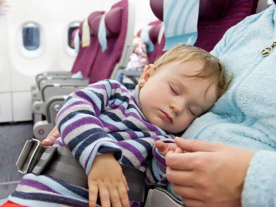 Tips para viajar con bebe!