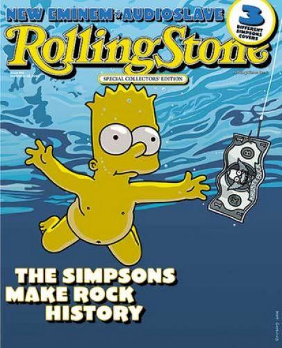 'Rolling Stone' ... Issue 910 (Nov 2002)
