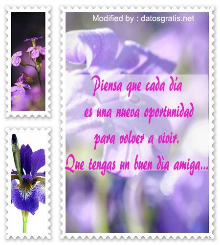 mensajes de texto para pasar un lindo día, mensajes para desear un buen día: http://www.datosgratis.net/bellas-frases-para-desear-un-lindo-dia/