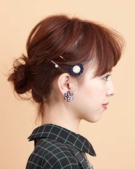 髪型 ピン 髪型 アレンジ : jp.pinterest.com