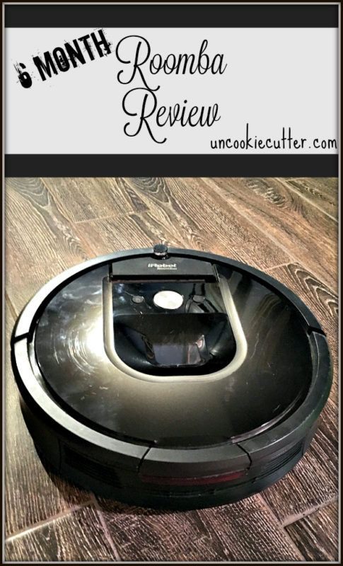 Roomba Review - I bought a Roomba 6 months ago to help clean my dark hardwood…