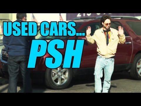 Used Cars...Psh - YouTube