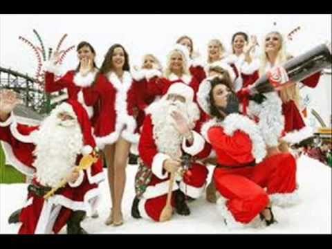 """Boogie Woogie Santa Claus"" - Mabel Scott"