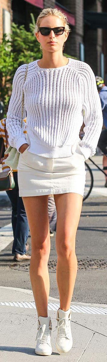 34 great summer outfits on the street 2017