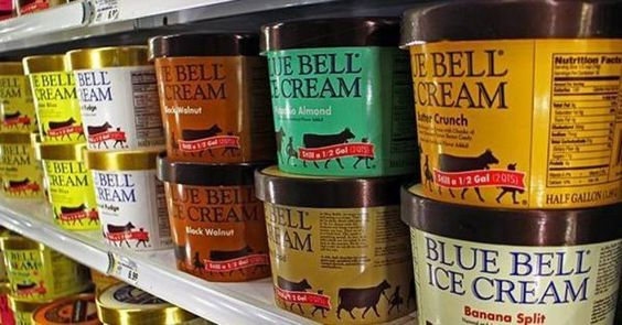 The Best Blue Bell Ice Cream Flavors